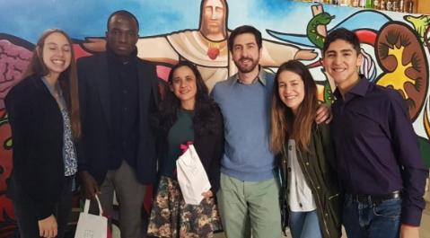 Ciclo de conversatorios sobre Determinantes Sociales en Salud - Migraciones y Salud Pública