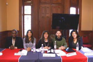 """Seminario """"Salud y migraciones: Relevancia, consideraciones generales y desafíos para Chile de hoy"""""""
