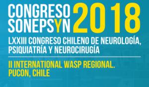 Congreso Chileno de Neurologia, Psiquiatria y Neurocirugía  – Salud Mental en contextos migratorios 13-11-2018
