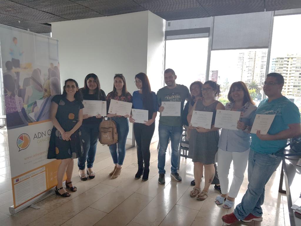 Curso Salud de inmigrantes en Iquique 27-11-2018