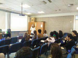 """Curso""""Migración internacional: desafíos para la atención en salud"""" en La Granja 20-12-2018"""