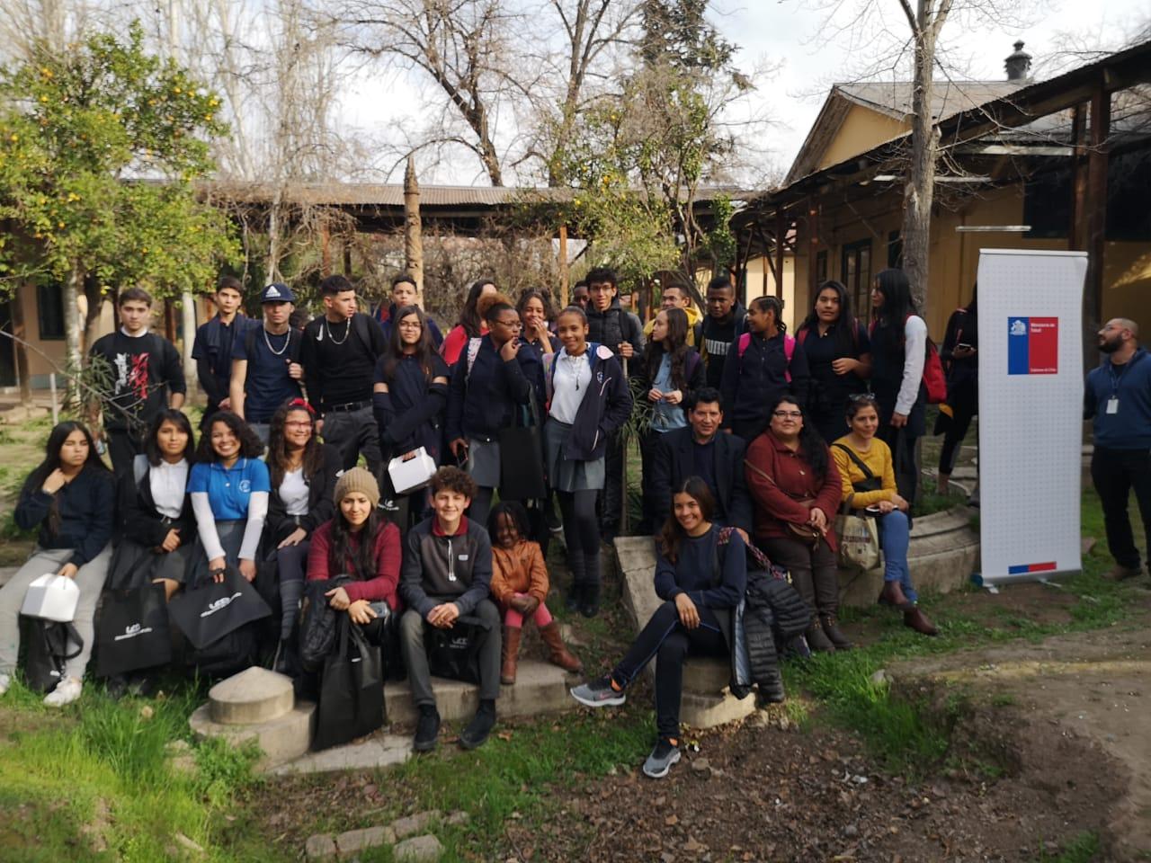 Primera Jornada de Adolescentes Migrantes