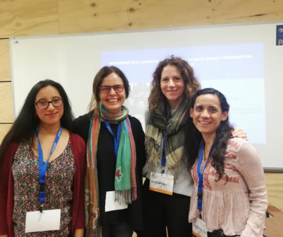Participación en X Congreso de Chileno de Antropología