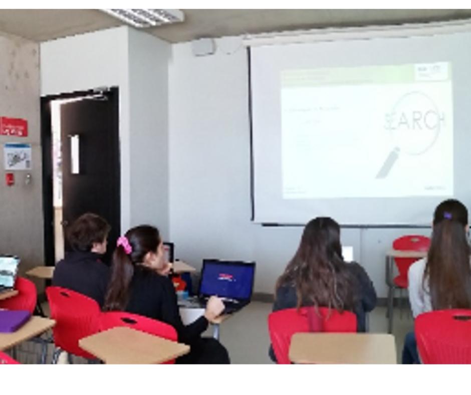Capacitación en EndNote y búsqueda bibliográfica para alumnos UDD