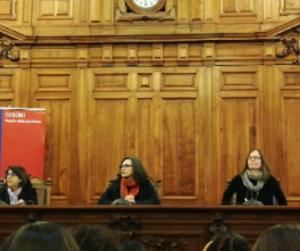 """Participación en 2da versión de la """"Jornada de actualización en ITS y VIH con  mediadores interculturales""""."""