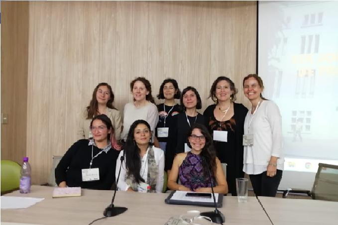Participación de investigadoras PROESSA en Jornadas Antropología de la Salud: Cuerpos, salud y territorios.