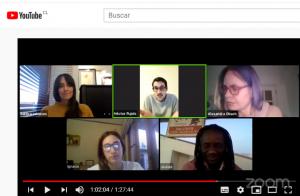 Tercer conversatorio sobre Desafíos de la Interculturalidad en contextos de crisis sanitarias