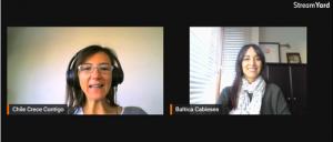Participación de Investigadora PROESSA en Seminario de Chile Crece Contigo