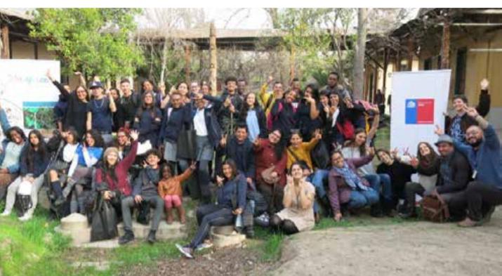Publicación Sistematización de primer encuentro participativo de adolescentes y jóvenes migrantes en salud, en colaboración con MINSAL
