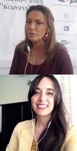 Participación investigadora PROESSA en entrevista en vivo en radio digital Sertv