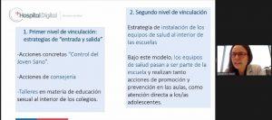 Participación de investigadora PROESSA en Charla de plataforma del Ministerio de Salud