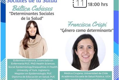 Participación investigadora PROESSA en curso CEM-ACEM