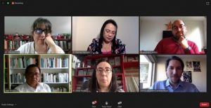 """Inicio ciclo de conversatorios """"Migración andina y salud: La experiencia de Chile"""""""