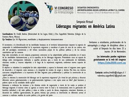 Investigadora PROESSA participa de VI Congreso de la Asociacion Latinoamericana de Antropología ALA