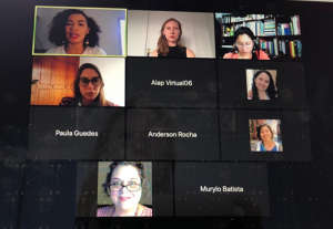 Participación investigadora PROESSA en Congreso ALAP 2020