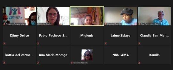 Participación investigadora PROESSA en Conversatorio sobre género, salud y migración