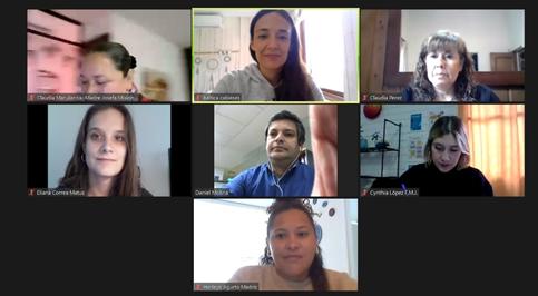 Reunión de colaboración con Fundación de apoyo a personas y familias migrantes internacionales