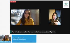 Participación investigadora PROESSA en Seminario SOCHIENFA