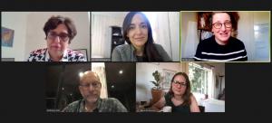 Participación investigadora PROESSA en workshop internacional sobre migración y COVID-19