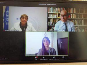 Participación de directora de PROESSA en Webinar de Lancet Migration sobre Migración internacional y COVID-19