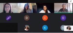 Investigadoras de PROESSA participan en Webinar con estudiantes de la Universidad de Atacama