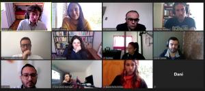 Participación de investigadora PROESSA en Cátedra de Sociedad y Salud organizada por Universidad Mayor
