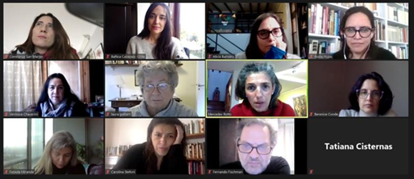 Directora PROESSA participa en asesoría de Proyecto colaborativo entre Argentina y Chile para el acceso de derechos e inclusión social a migrantes internacionales