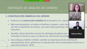 Participación de investigadora PROESSA UDD en Diplomado sobre Violencia de género, Delincuencia y Desistimiento Juvenil 2021.