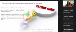 Participación de directora PROESSA en Seminario virtual sobre pacientes con Ca de mama y pulmón en Chile