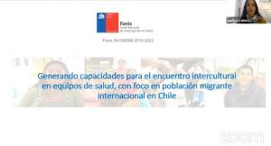 Lanzamiento libro sobre interculturalidad en salud en poblaciones migrantes en Chile, editado por investigadoras de PROESSA